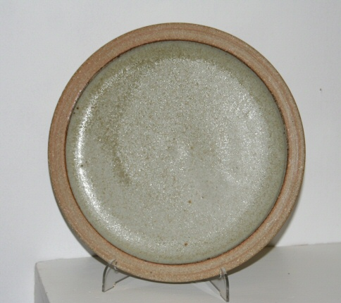 "Peter swanson 10"" Dinner Plate ASH GREEN"