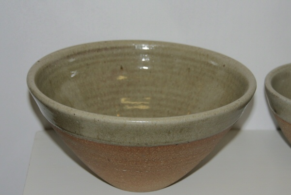 Peter Swanson Large bowl ASH GREEN