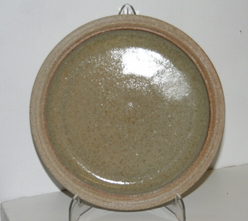 Peter Swanson Side Plate ASH GREEN