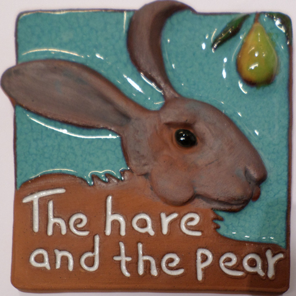 The Hare and the Pear