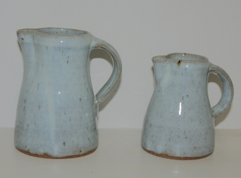 Peter Swanson 1/2pt Jug KNOTWEED BLUE