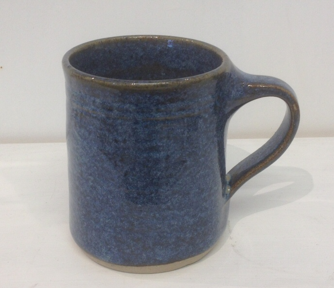 Straight sided mug