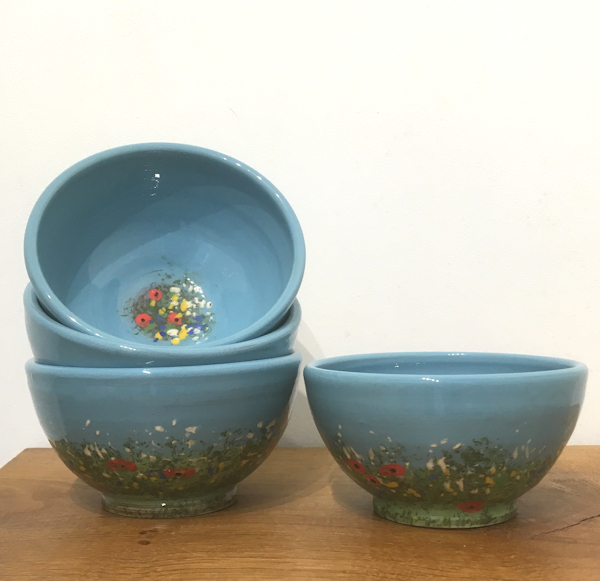 Bowls (summer meadow)