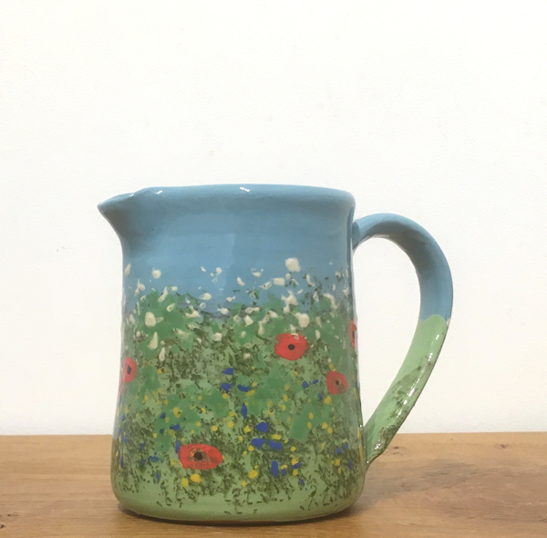 Jug 2(summer meadow)